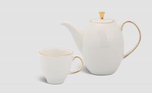 Bộ trà Minh Long Anna Cao Chỉ Vàng
