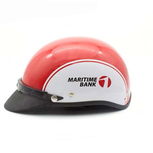 Mũ bảo hiểm nửa đầu Maritime Bank