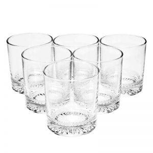 BỘ CỐC THỦY TINH UNION GLASS UG350 245ML