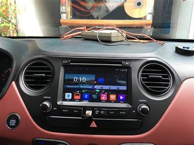 Màn hình DVD cho xe Hyundai i10