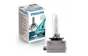 Bóng đèn xenon ôtô D1S plus 50% Philips X-tremeVision