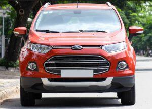 Dán phim cách nhiệt cho xe Ford