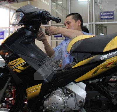 Tự bảo dưỡng xe máy