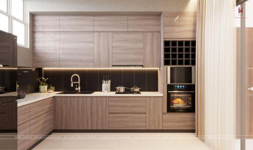 Phòng Bếp - Anh Huy Yên Lãng