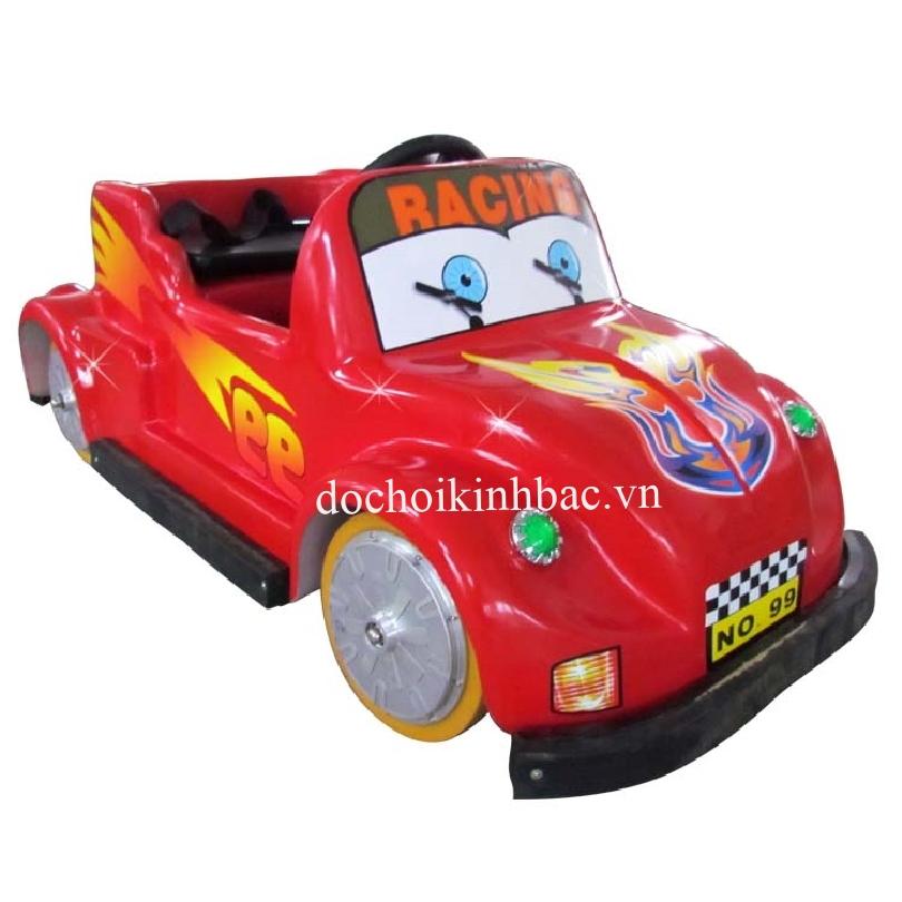 XE ĐIỆN ĐỤNG Ô TÔ RACING CAR NHẬP KHẨU XDD016