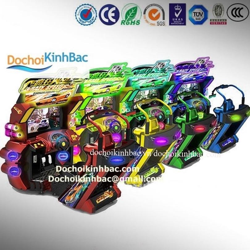 Máy game đua xe oto 4D (bán chạy ) - DX010