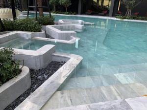 Các sự lựa chọn sử dụng đá marble ( đá hoa) trong thiết kế nhà ở