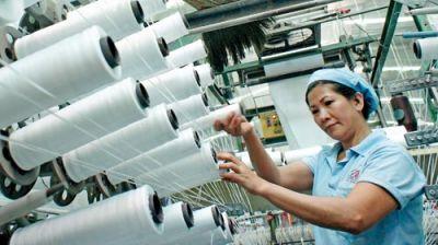 Năng lực công nghiệp phụ trợ dệt may yếu