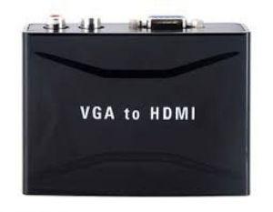 BỘ CHUYỂN VGA SANG HDMI CONVERTER YZ-1803