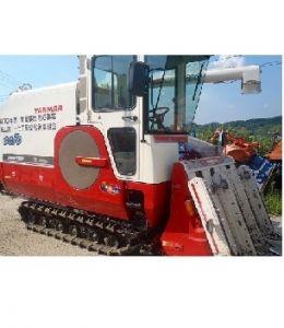 Máy gặt đập liên hợp Kubota Sr-35