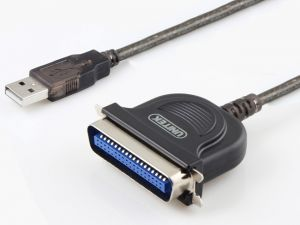 Cáp máy in USB to IEEE 1284 Unitek Y-1020B