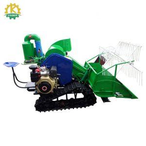 Máy gặt đập liên hợp mini SCM 4LZ-1.0