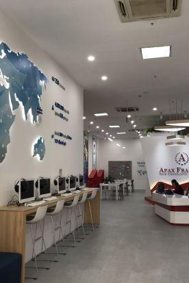 Hệ thống trung tâm APAX ENGLISH