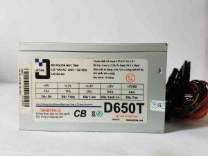Nguồn Jetek 500W D650T + Dây Nguồn