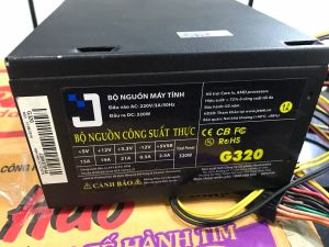 Nguồn Jetek 320W G320