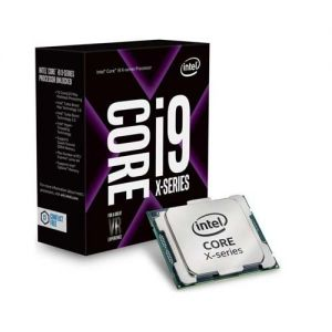 CPU intel core i9 9900X (3.50GHz, 19.25M, 10 Cores 20 Threads) Box Chính Hãng