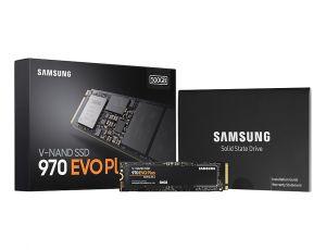 Ổ cứng SSD 500G Samsung 970 EVO Plus M.2 NVMe