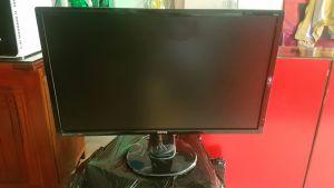 LCD Benq 2460