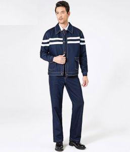 Quần áo Kaki Nam ĐỊnh may sẵn - Màu xanh
