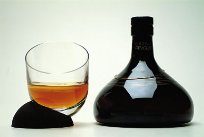 rượu chivas đĩa