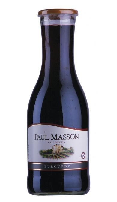 rượu vang Paul Masson Burgundy
