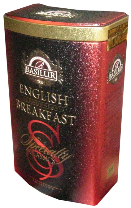 Trà Basilur - English Breakfast S100g