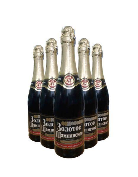 Rượu sâm banh Nga 10 đồng tiền