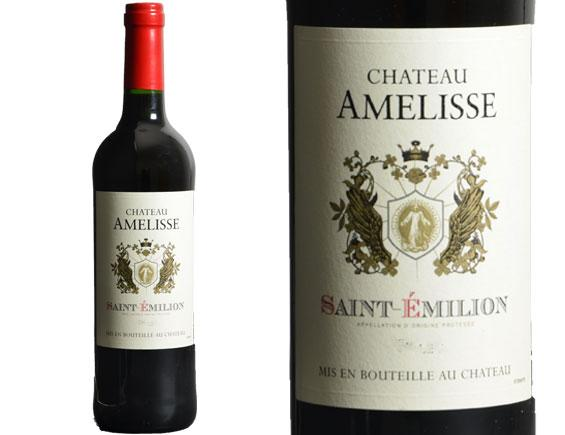Rượu vang Chateau Amelisse 2011