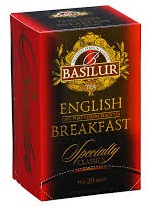 Basilur English Breakfast 40g