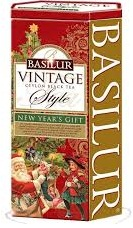 Basilur New year's Gift S100g