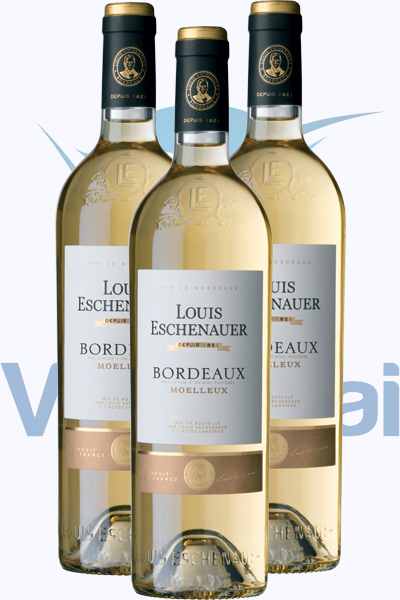 Rượu vang Louis Eschanuer Bordeaux white