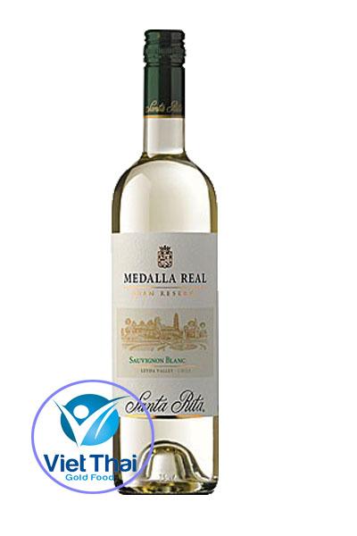 Rượu vang Santa Rita Medallan Real Sauvignon Blanc