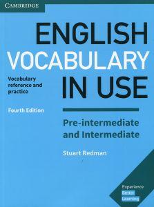 Cambridge English vocabulary in use -Pre Intermediate and Intermediate