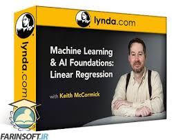 Lynda Machine Learning AI Foundations Linear Regression