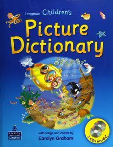 Longman Childrens Picture Dictionary + audio