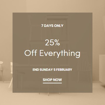 7 DAYS ONLY