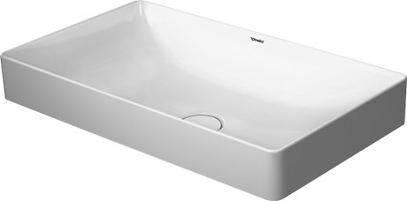 Chậu rửa dương bàn Duravit - Durasquare 2355600000