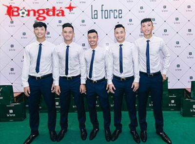 Đồ da chúng tôi tài trợ U20 Việt Nam tham dự World Cup 2017