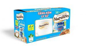SỮA HẠT CAO CẤP DINH DƯỠNG CANXI NUTRILIFES