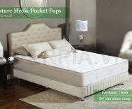 Đệm lò xo Posture Medic Pocket pops