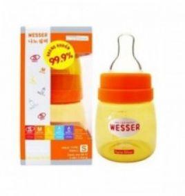 Bình sữa Nano Wesser 60ml
