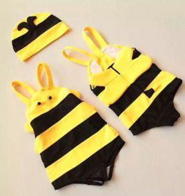 Bộ đồ bơi con ong