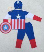Bộ tay dài siêu anh hùng