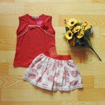 Bộ thiết kế váy bướm