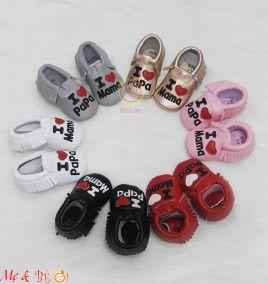Giày tập đi cho bé gái Copy