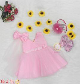 Đầm công chúa cho bé gái( size lớn)