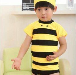 Đồ bơi tay ngắn con ong
