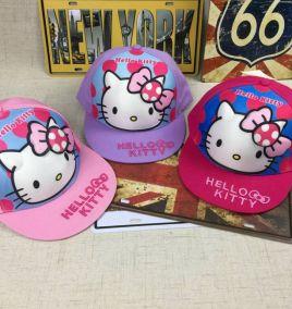 Nón Snapback in nổi Hello Kitty