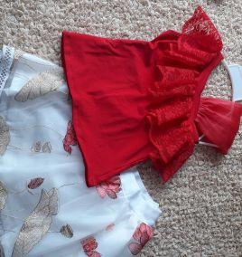 Set thiết kế áo lệch vai váy sen( đại)