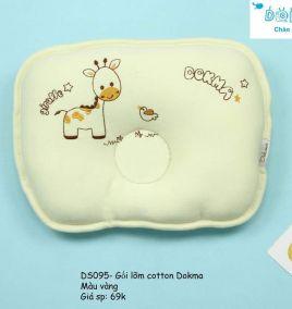 Gối lõm cotton Dokma